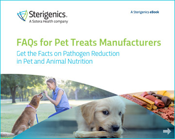 Get the Facts on Pathogen Reduction in Pet and Animal Nutrition